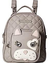 Betsey Johnson Womens Convertible Backpack