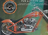 Orange County Choppers Fun Activity Set