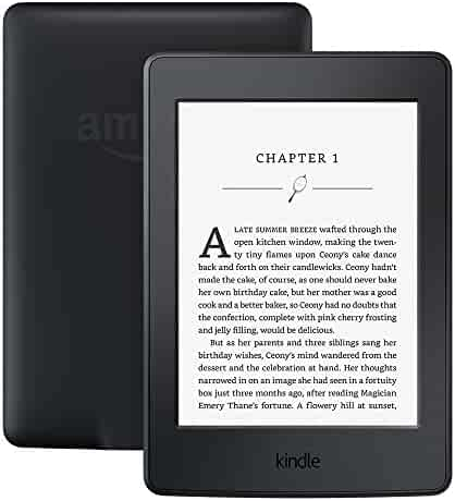 Certified Refurbished Kindle Paperwhite E-reader - Black, 6