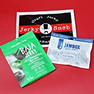 Jerky Snob - High Quality Delicious and Healthy Jerky Subscription: 2 Bags