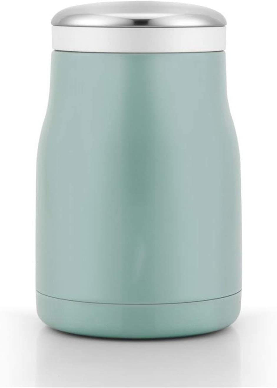 Hot and Cold Insulation Bucket AKS Vacuum Flask Insulated Stainless Steel Food Jar Kids Tumbler 16 Oz Hot Food Thermos Containers Pot Braised Beaker Thermal