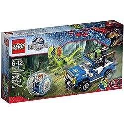 LEGO Emboscada al Dilophosaurus