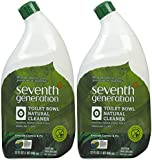 Seventh Generation Toilet Bowl Cleaner, Emerald Cypress & Fir, 32oz, 2pk