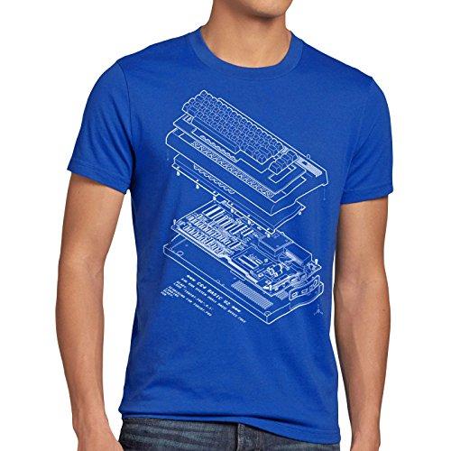 camiseta Hormiga Basic Hombres C64 cl V2 8rIqr6