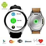Indigi Android 4.4 Smart Watch Phone (3G+WiFi) Google Play Store Unlocked AT&T T-mobile
