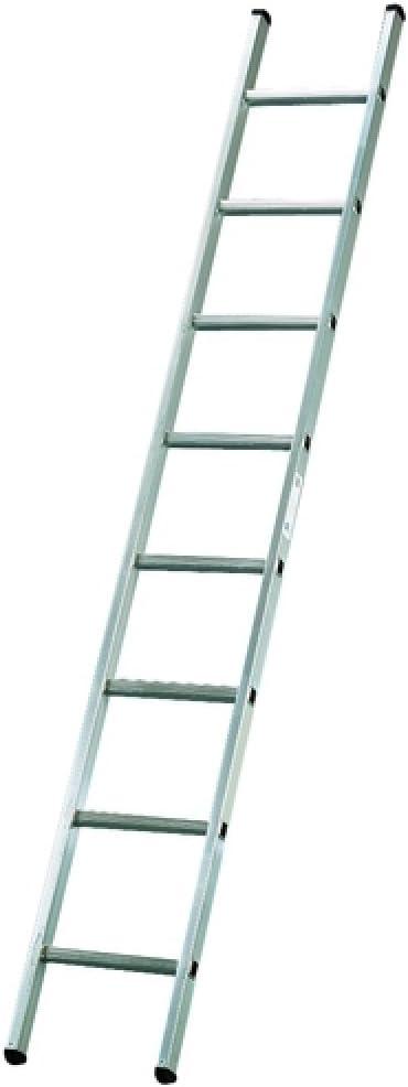 Escalera de aluminio 10 escalones 2,80 m: Amazon.es: Hogar
