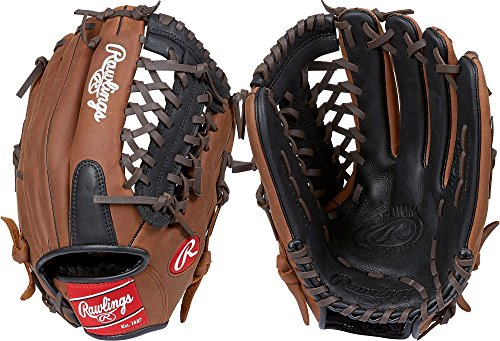 Rawlings 12'' Youth Premium Series Pro Taper Glove 2018 (ThrowingHand:RightHandThrow)