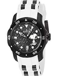 Invicta Womens Character Collection Quartz Stainless Steel Casual Watch, Color:Two Tone (Model: 25320)