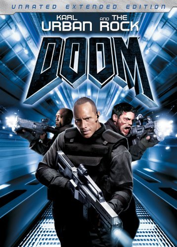 Doom (Full-Screen Unrated Extended Edition) by Dwayne 'The Rock' Johnson by Universal Studios