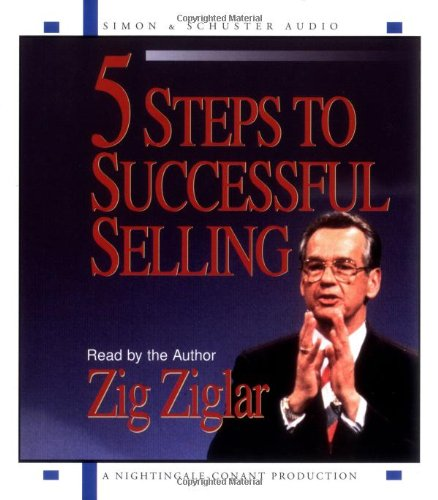 5 Steps To Successful Selling by Simon & Schuster Audio/Nightingale-Conant