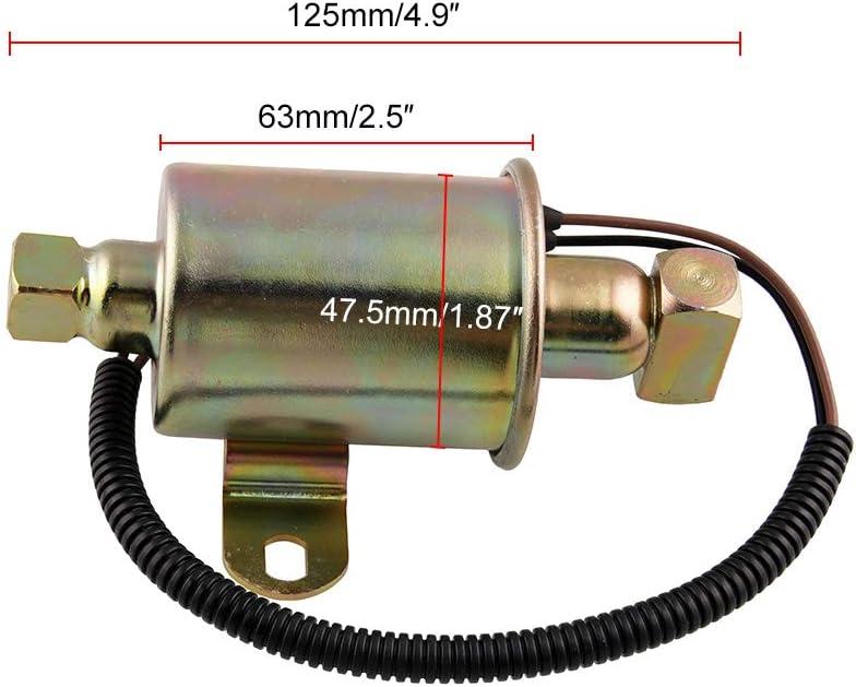149-2620 Electrical Fuel Pump A029F887 A047N929 Compatible for Onan Cummins