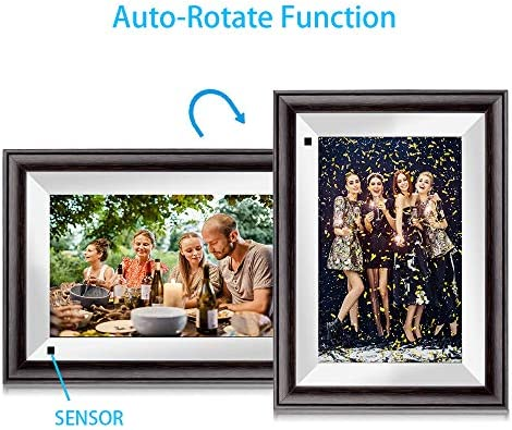 Upgraded Digital Picture Frame WiFi