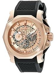 Orefici Unisex ORM2C4800 Analog Display Quartz Black Watch