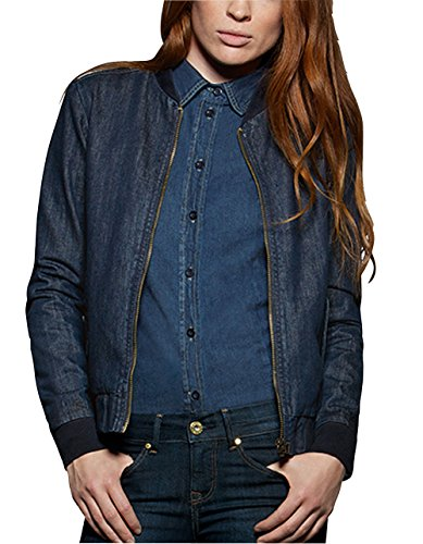 Freak Girls Anty Vest Everything Jeans Bomber Certified aqqYpx4B
