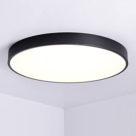 Remote control dimmable led ceiling light ehonestbuy 158 inch remote control dimmable led ceiling light ehonestbuy 158 inch flush mount ceiling fixture round ultra aloadofball Image collections