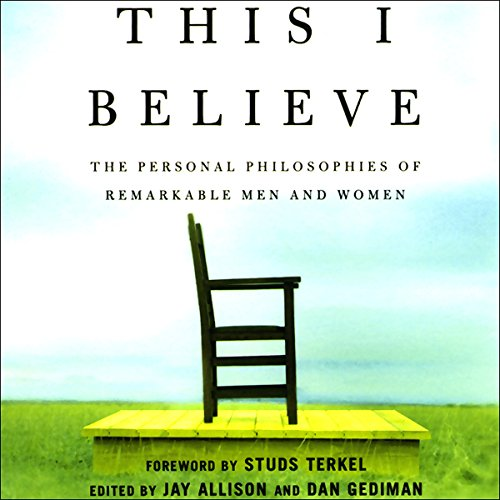 This I Believe by Macmillan Audio