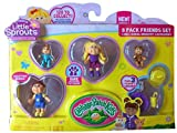 Cabbage Patch Kids Little Sprouts Friends Set 8 Pack Numbers 12 28 78 79 Series 1