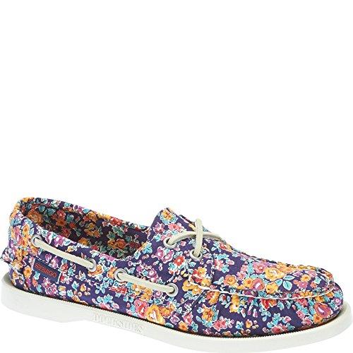 coloured Boat Sebago Women's Docksides Shoes Multi 0wUXXrEqS