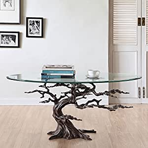 Spi Home Cypress Tree Coffee Table