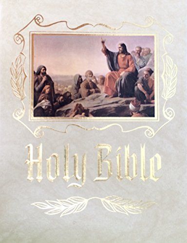 - Holy Bible Authorized Or King James Version Heirloom Family Bible Red Letter Edition