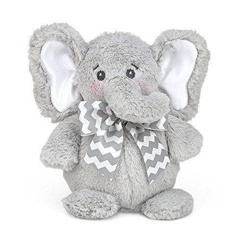 Price comparison product image Bearington Baby Tiny Plush Stuffed Animal Elephant 6""