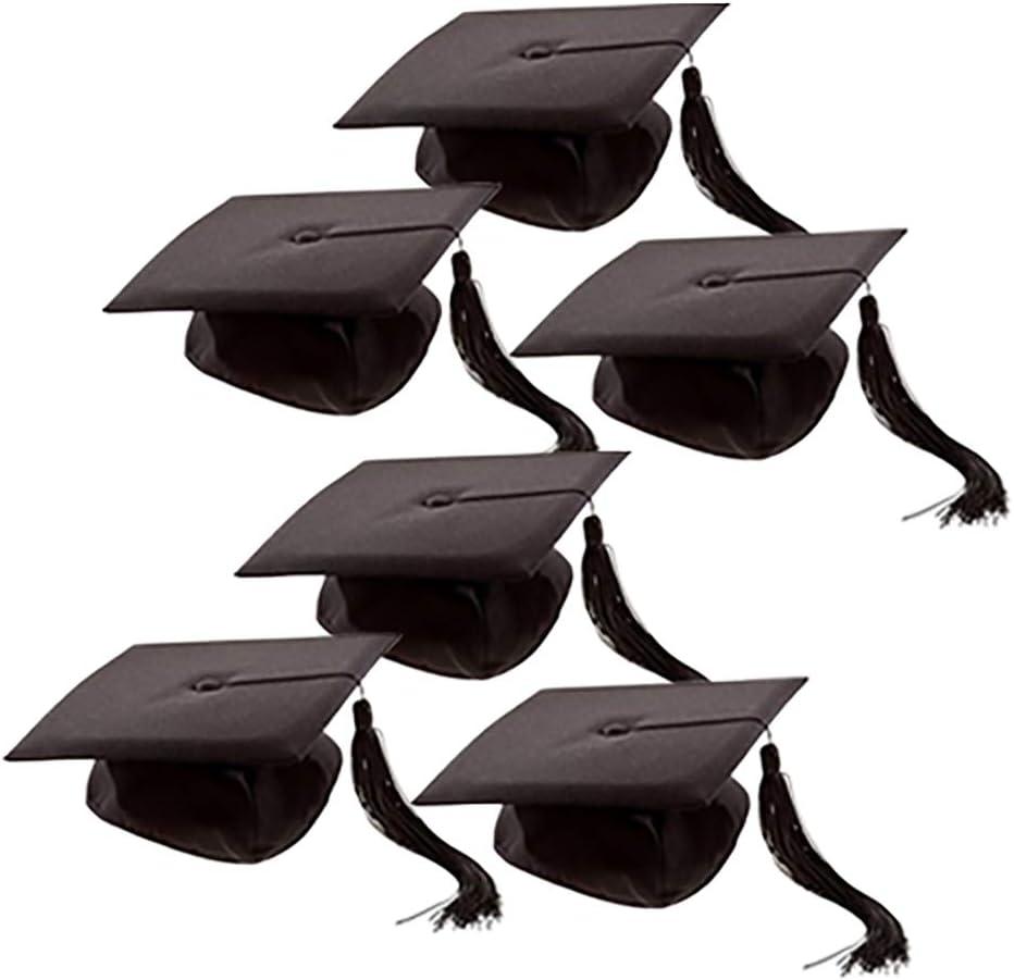 S/o 6unidades Doctor BACHMANN elor sombrero Uni Graduación abschluss Feier doktorand