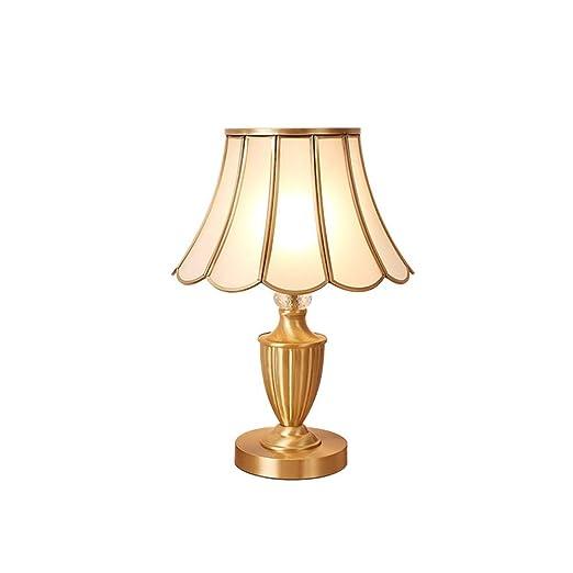 Lámpara de Mesa Dormitorio Mesita de luz de la lámpara de la Sala ...