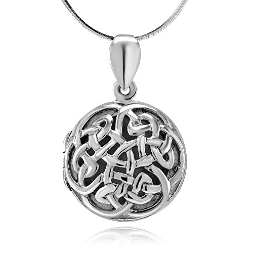 925 Sterling Silver Locket - 2