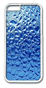 ACESR Blue Waterdrops Rugged iPhone Case PC Hard Case Back Cover for Apple iPhone 6 4.7inch