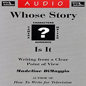 Whose Story Is It? Writing from a Clear Point of View Speech