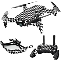 MightySkins Skin for DJI Mavic Air Drone - Houndstooth | Max Combo Protective, Durable, and Unique Vinyl Decal wrap cover | Easy To Apply, Remove, and Change Styles | Made in the USA