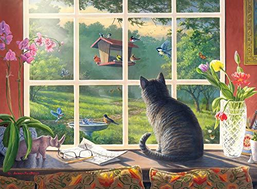 cat puzzle 1000 - 7