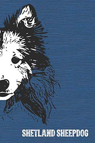 (Shetland Sheepdog Lined Notebook: An Elegant Lined Journal For Sheltie Owners (Pedigree Prints Dog Journals and Notebooks))