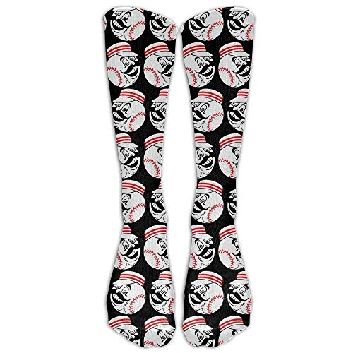 Personalized Cool Athletic High Socks Stockings Fastpitch Softball Player Compression Fashion Novelty Sports Crew Tube Knee Sock Stocking