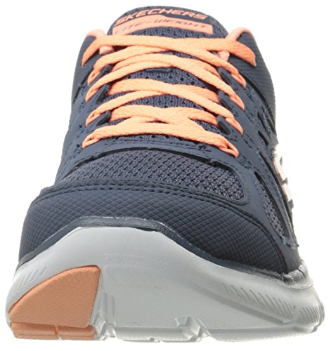Flex Skechers Appellere Womens Sort Skifer Os Forenklet Sko PSw1RnqA