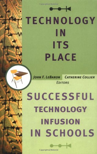 Technology in Its Place: Successful Technology Infusion in Schools