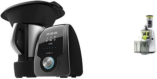 Cecotec Robot de Cocina Multifunción Mambo 7090 + Licuadora de ...