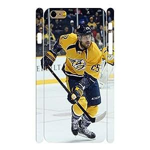 Customized Wonderful Hockey Player Action Photo Pattern Skin Iphone 5/5S