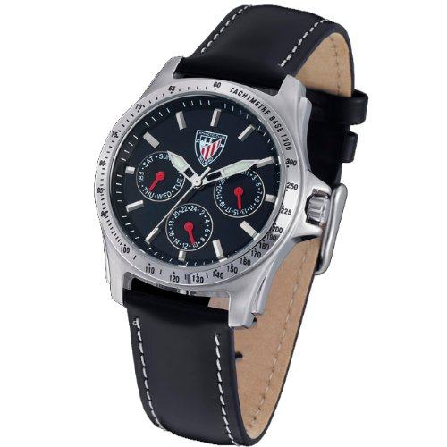 Reloj TIME FORCE Señora Athletic Club Bilbao. Acero Sumergible TF-3177L01: Amazon.es: Relojes