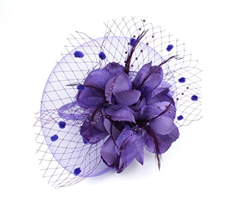 Buy flower fascinator hats for women