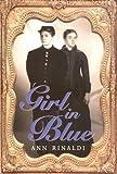 Girl in Blue, Ann Rinaldi, 0439073367