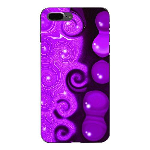 "Disagu Design Case Schutzhülle für Apple iPhone 7 Plus Hülle Cover - Motiv ""Lila wave"""