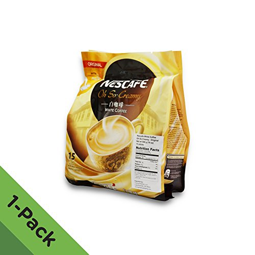 Nescafé Ipoh White Coffee ORIGINAL (15 Sachets) -