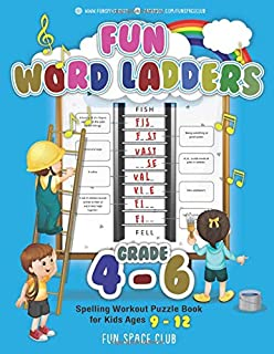 Amazon Com Scholastic Teaching Resources Daily Word Ladders Gr 4 6