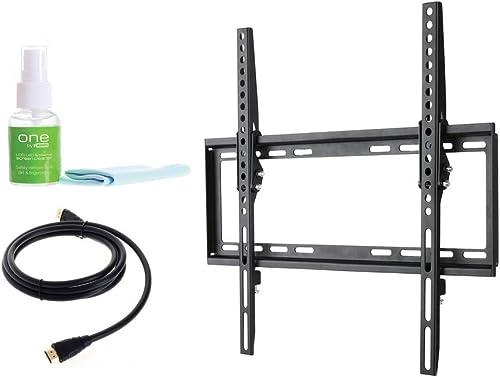 MONSTER MOUNTS PROMOUNTS FT44k2 Fino Tilt and Universal Mount for LCD, LED, Plasma TVs