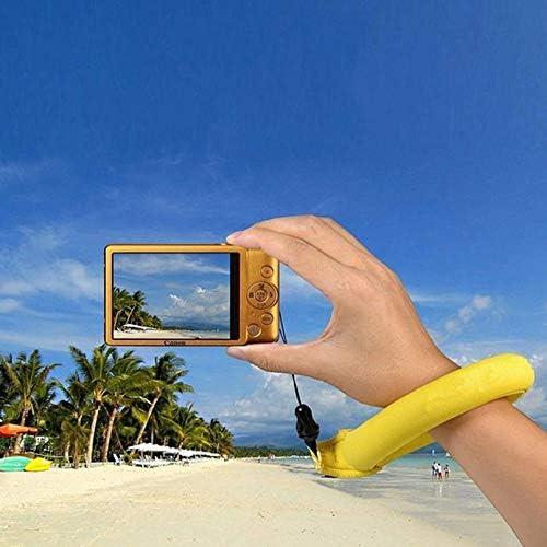 sahnah Waterproof Camera Diving Float Foam Floating Wrist Strap for GoPro Camera
