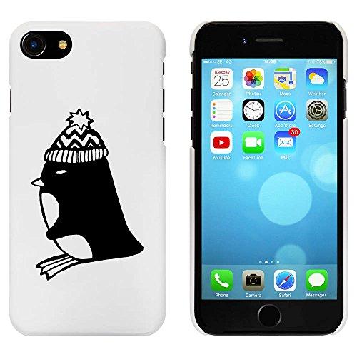 Blanc 'Pingouin Mignon' étui / housse pour iPhone 7 (MC00090663)