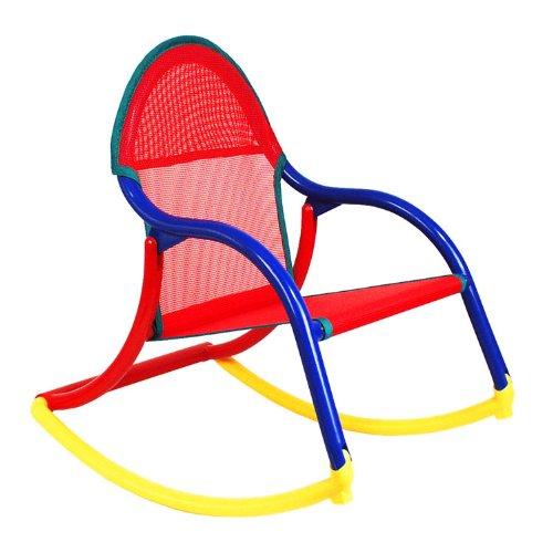 Hoohobbers Rocking Chair, Primary Mesh