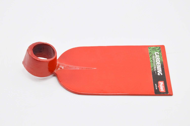 POLET 200 Azada 200 x 140 mm, Rojo: Amazon.es: Jardín