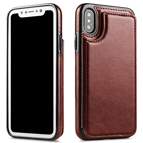 Buy leather case for iphone x